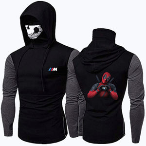 Msport Hooded Mask Sweatshirt