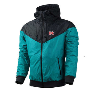 G.T.R WINDBREAKER JACKET