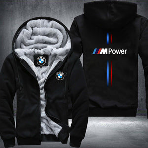 M Power Winter Hoodie