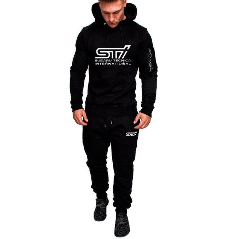 S.T.I HOODIE + TROUSERS