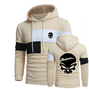 S.U.P.R.A HOODED SPORT SWEATSHIRT