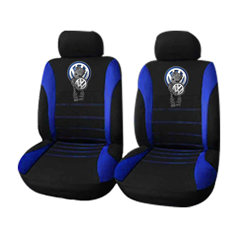 V.W LOVE SPORT CAR SEAT COVERS