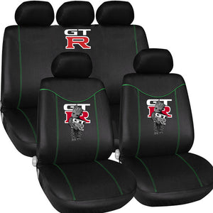 G.T.R LOVE CASUAL CAR SEAT COVERS
