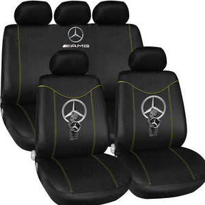 A.M.G LOVE CASUAL CAR SEAT COVERS