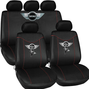 M.I.N.I LOVE CASUAL CAR SEAT COVERS