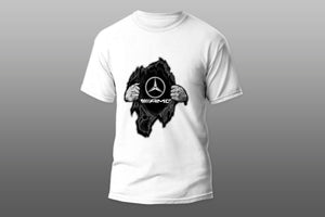 AMG Mercedes Love T-shirt