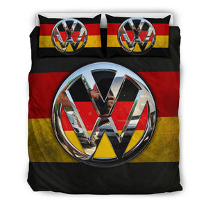 VW Chrome Bedding Set