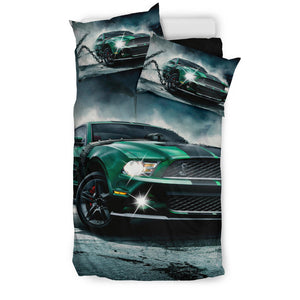 Mustang Chain Bedding Set