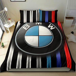 B.M.W M Stripes Bedding Set