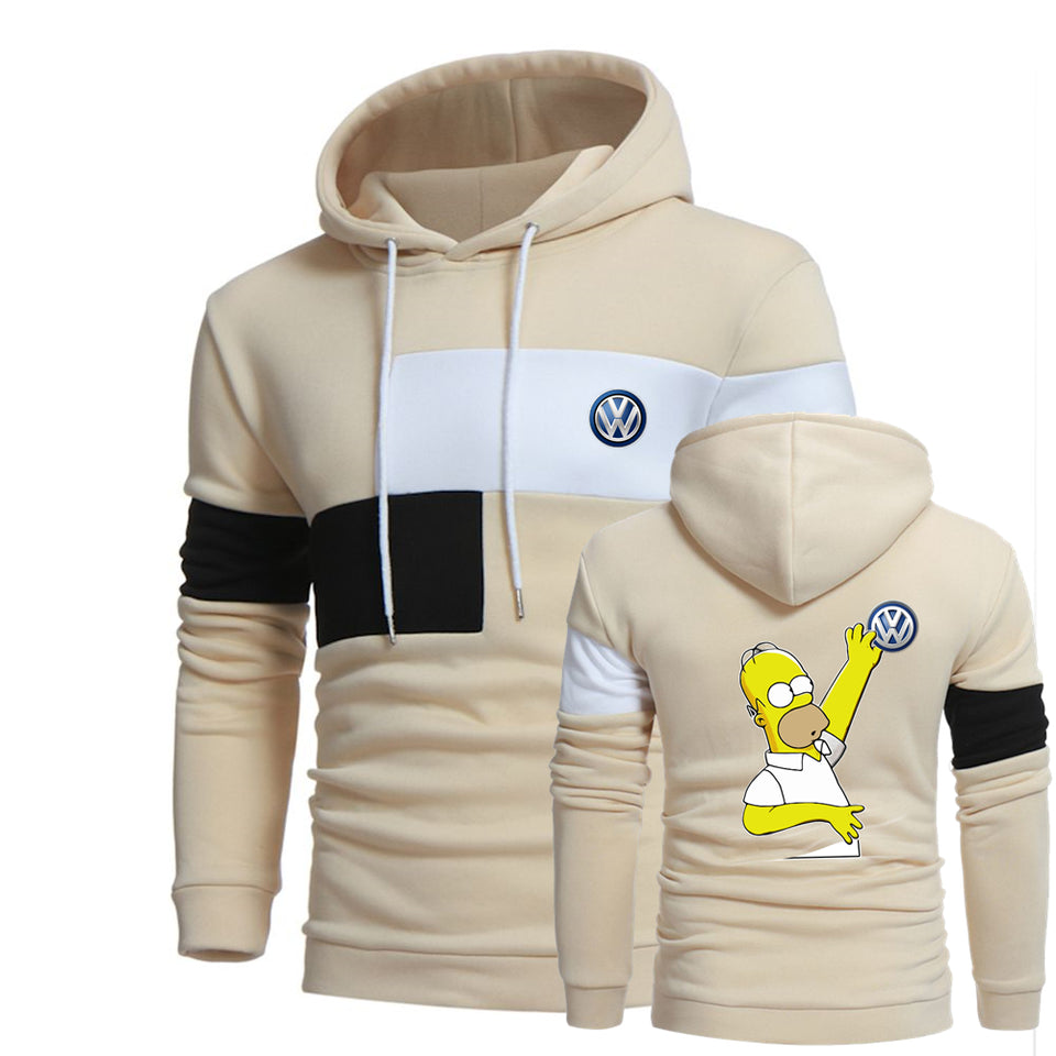 V.W HOMER HOODED SPORT SWEATSHIRT