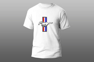 Mustang Logo sign T-shirt