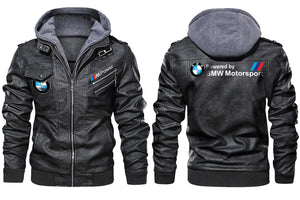 M Power Leather Jacket
