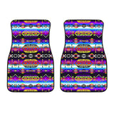 Trade Route West Front Car Mats (Set Of 2)