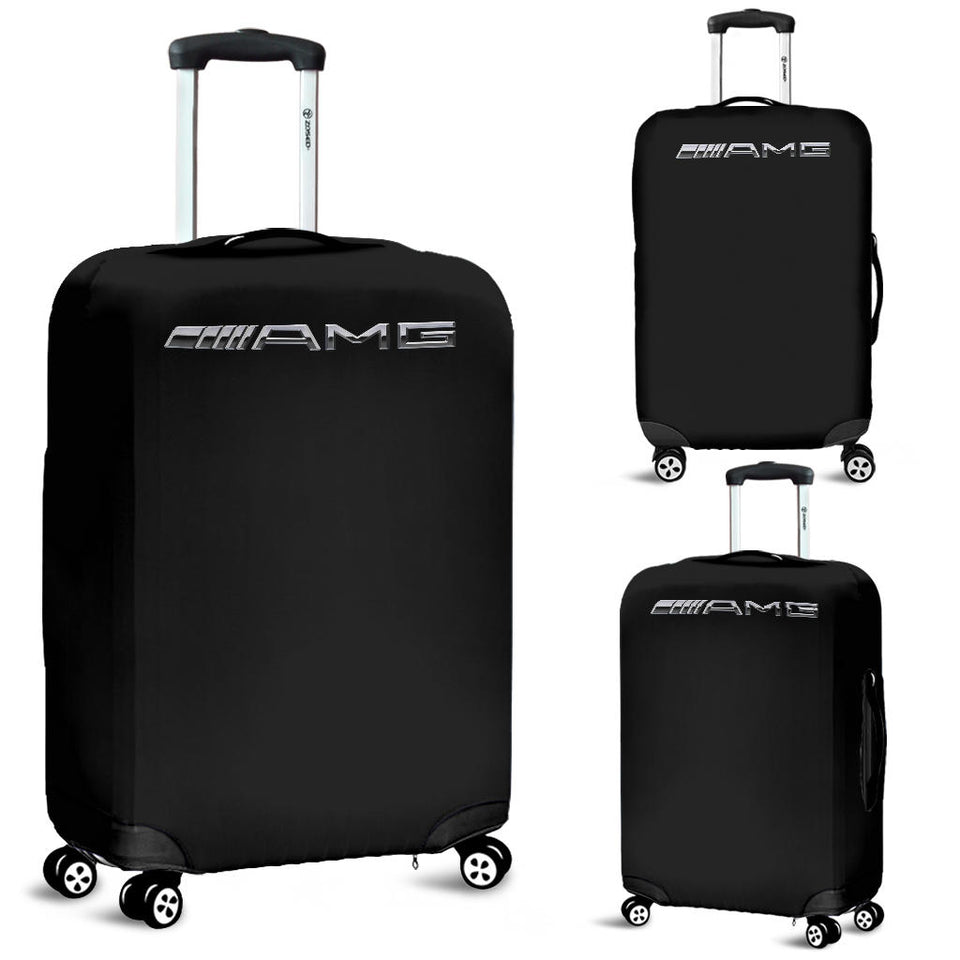 AMG Black Edition Suitcase Cover