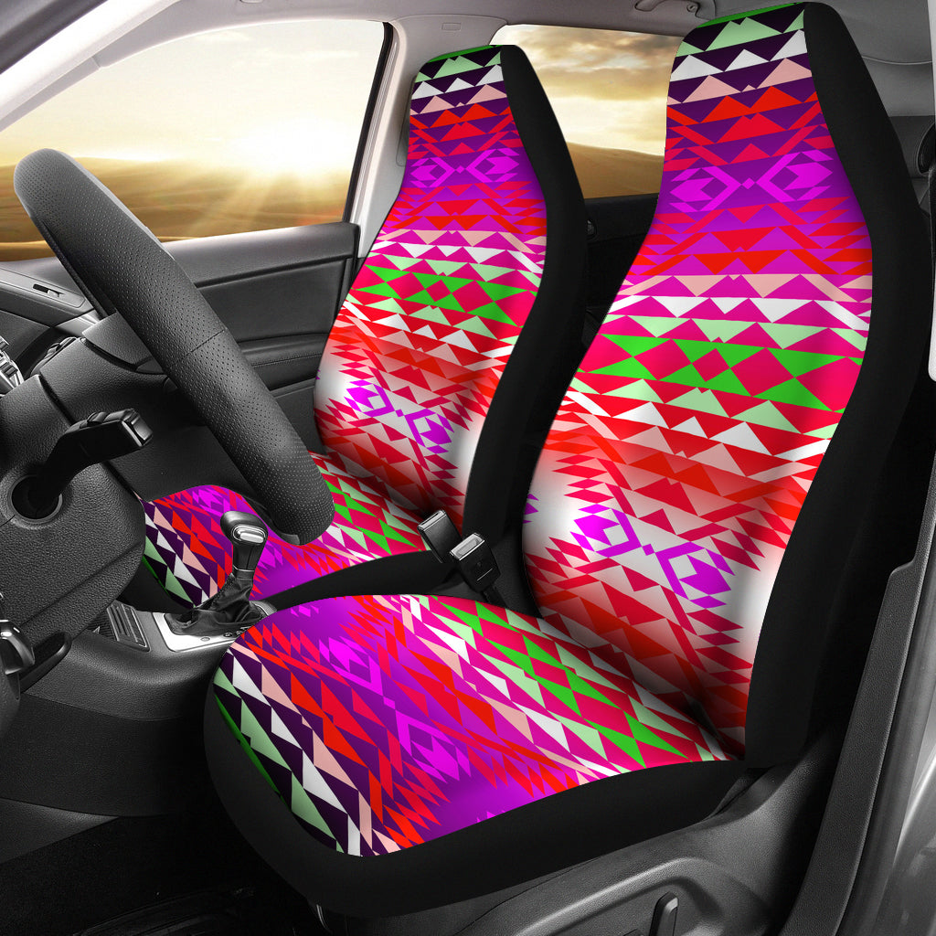 Taos Powwow 300 Set of 2 Car Seat Covers