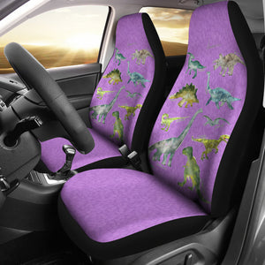 All Dinosaurs Car Seat Covers