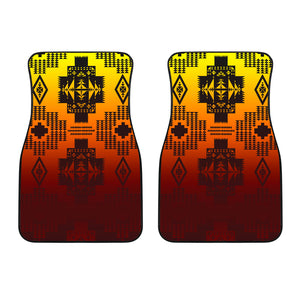 Twilight Battle Front Car Mats (Set Of 2)