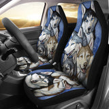 Husky Car Seat Covers
