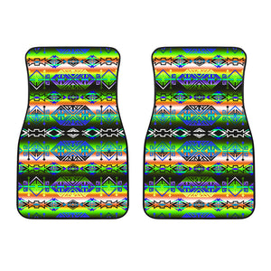 Trade Route East Front Car Mats (Set Of 2)