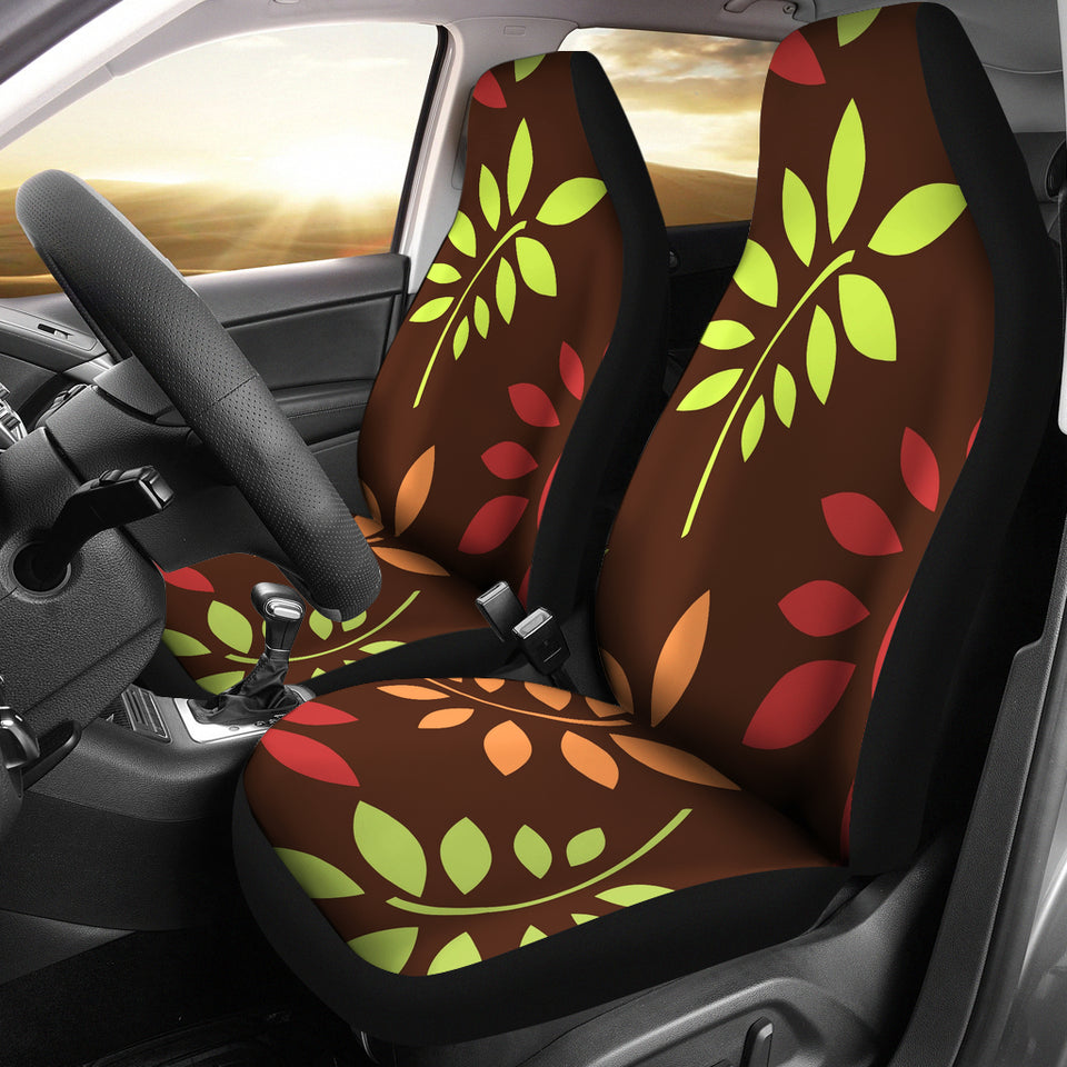 Leaves Car Seat Covers