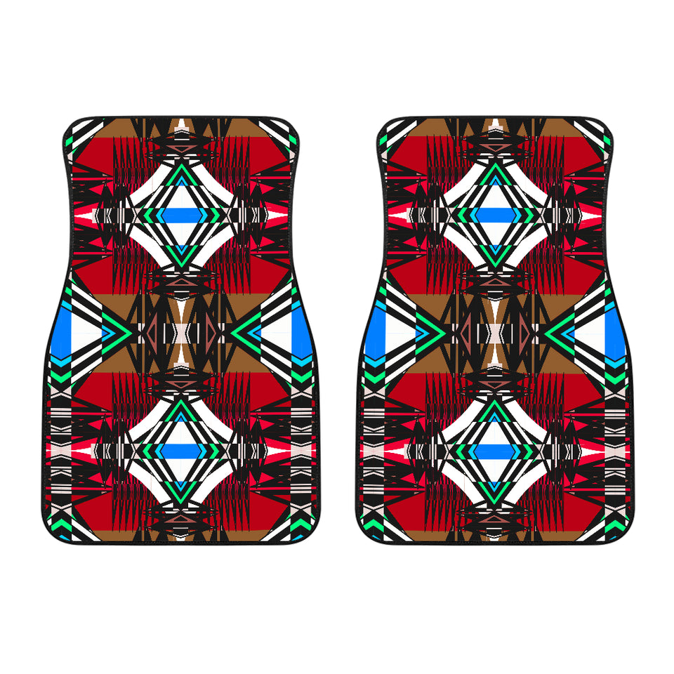 Afternoon Thunder Front Car Mats (Set Of 2)