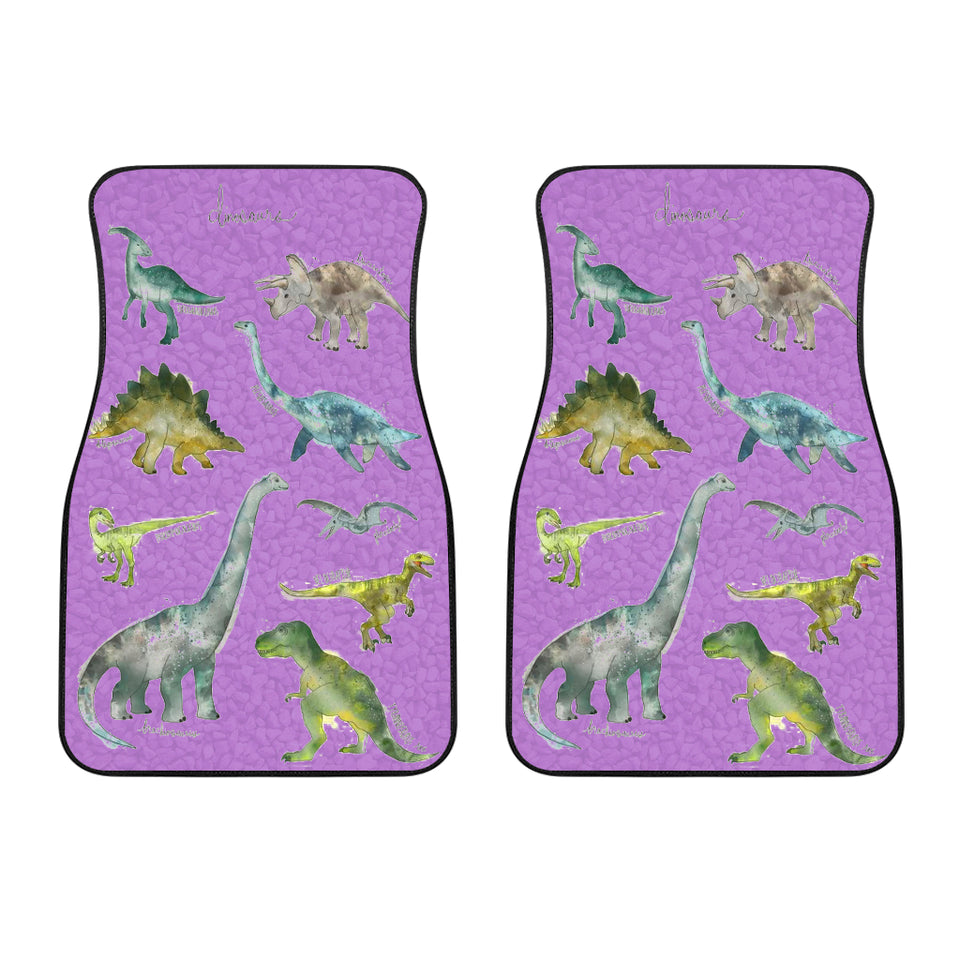 All Dinosaurs Car Floor Mats