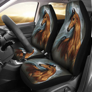 HORSE SPIRIT CAR SEAT COVERS