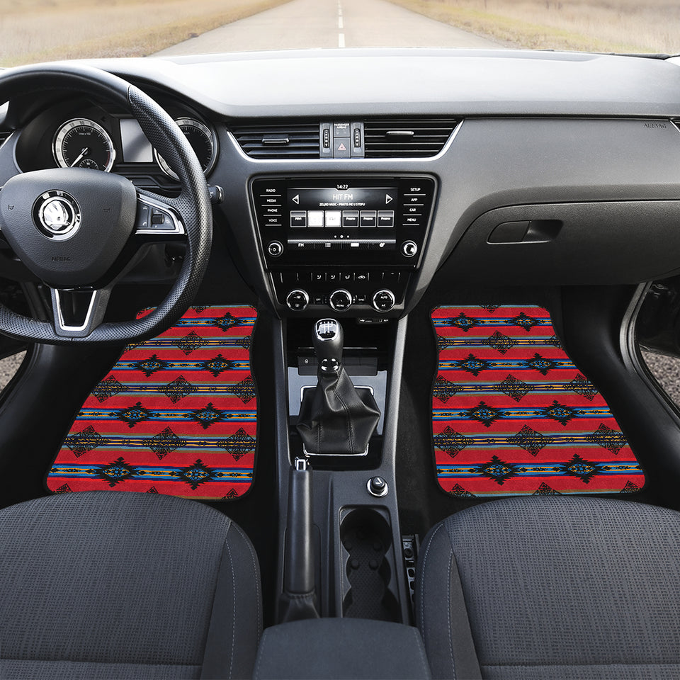 Plateau Ride Front Car Mats (Set Of 2)