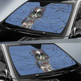 Cute kitten Auto Sun Shade