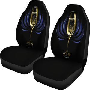 Champagne Car Seat Covers
