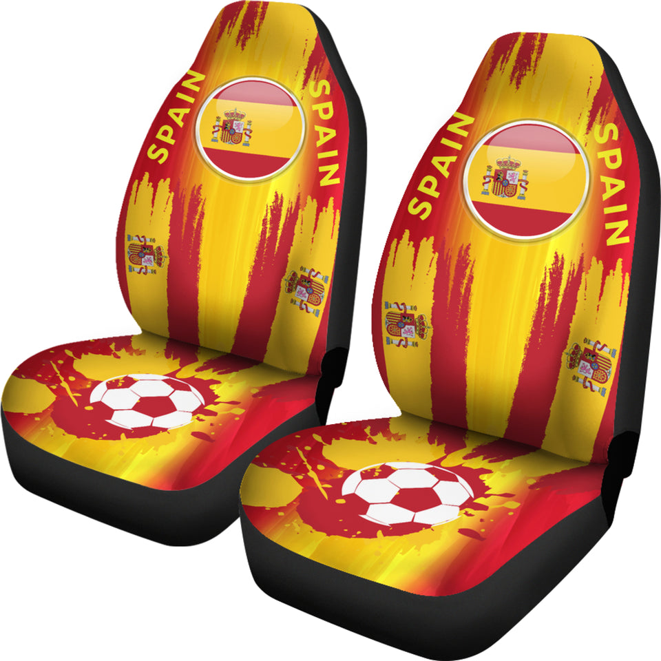 Spanish FC Car Seat Covers