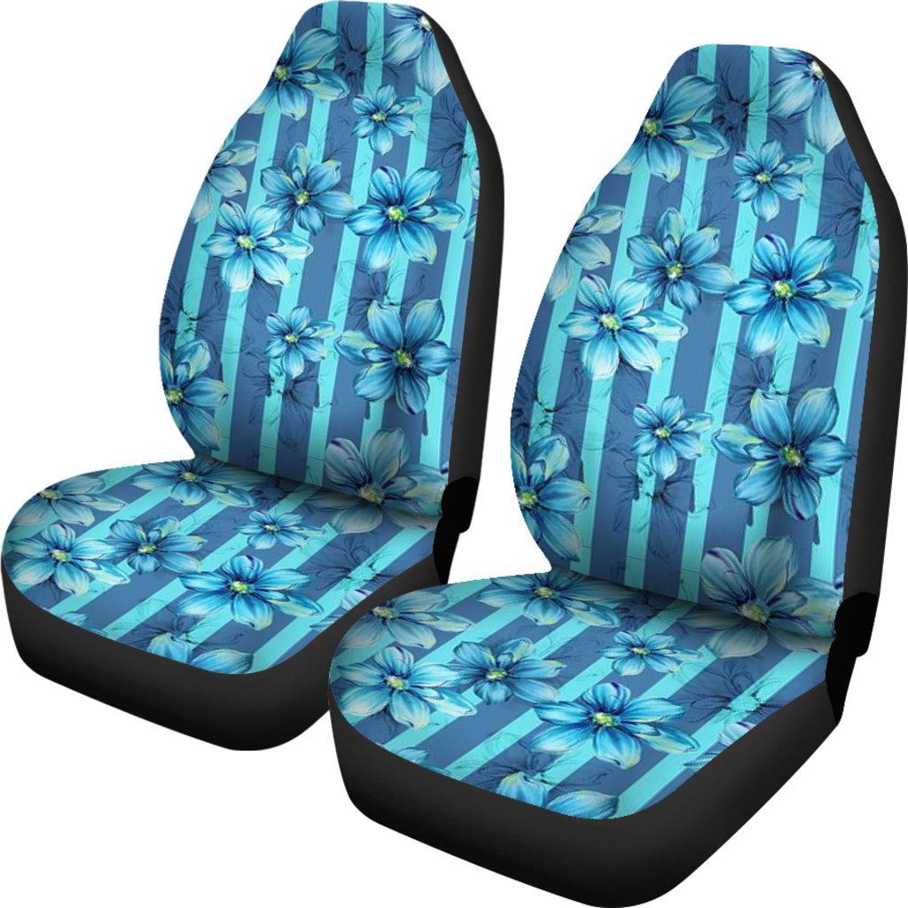 Car Seat Covers - Marina Floral