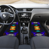 Midnight Sage Fire Front Car Mats (Set Of 2)