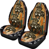 Rottweiler Car Seat Covers