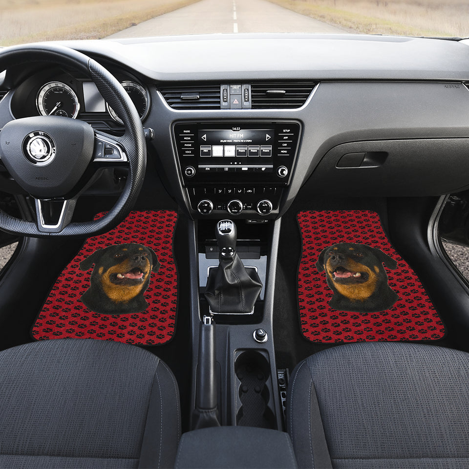 Rott Car Floor Mat