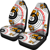 Clay Pigeon Shooting Car Seat Covers