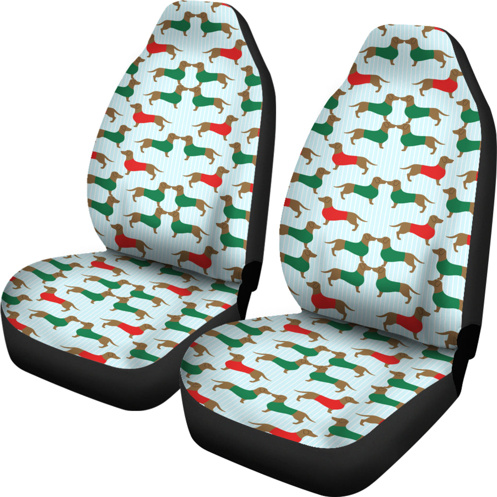 Dachshund Car Seat Covers