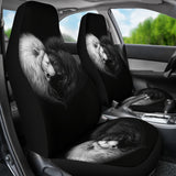 Lion Clan Car Seat Covers