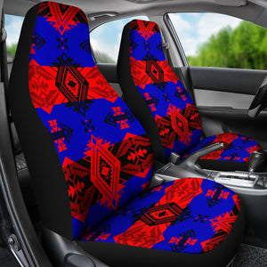 Sovereign Nation Dance Set of 2 Car Seat Covers