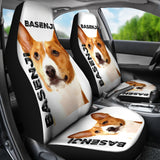 Basenji Lovers Car Seat Covers