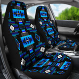 Midnight  Lake Car Seat Covers