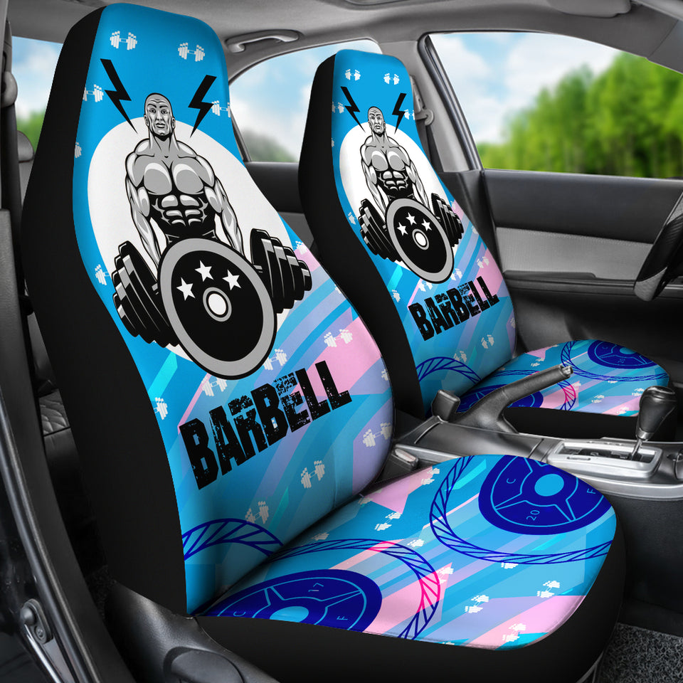 Barbell Car Seat Covers