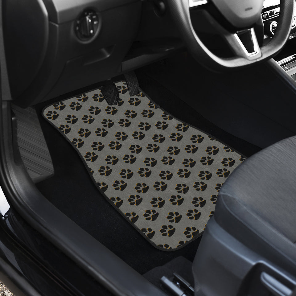 Grey Paws CAR FLOOR MATS