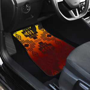 Twilight Battle Front And Back Car Mats (Set Of 4)