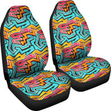 Graffiti Seat Covers