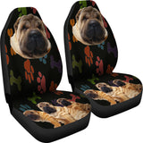 Big Shar PeiCar Seat Cover