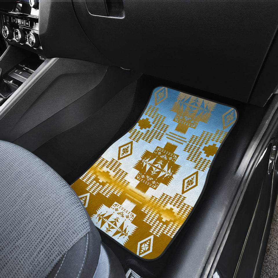 Sandstorm Horizon Front Car Mats (Set Of 2)