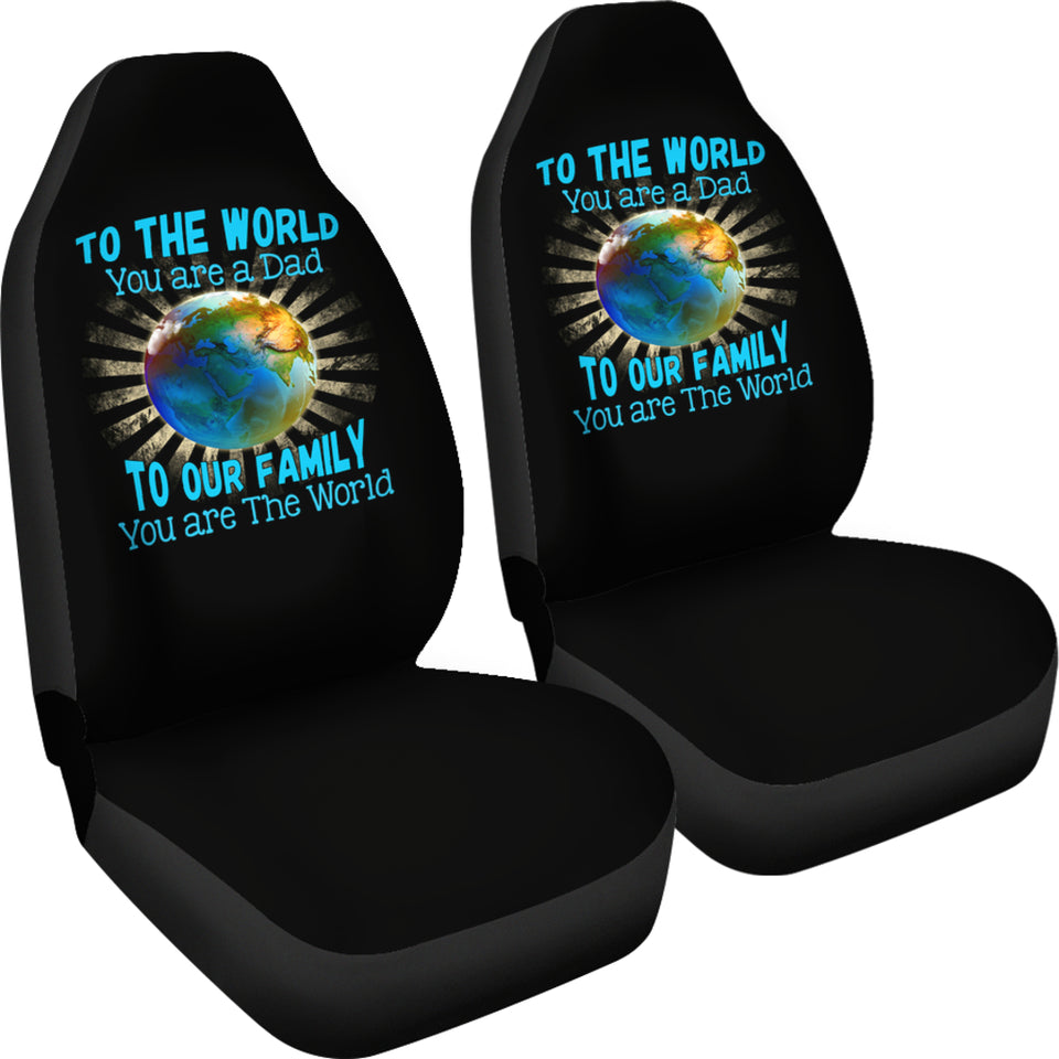 To The World | Car Seat Covers
