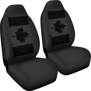 Canada Flag Car Seat Covers
