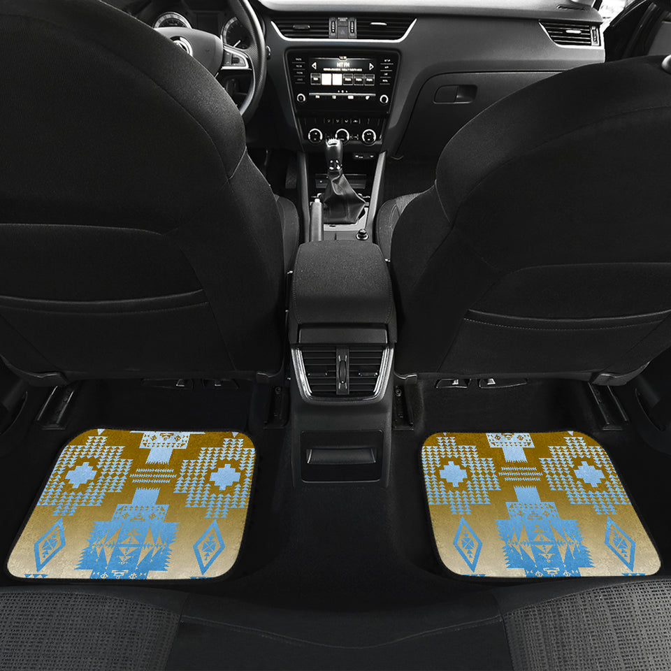 Sandstorm Horizon Front And Back Car Mats (Set Of 4)